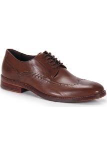 Sapato Casual Masculino Democrata Seletto - Marrom