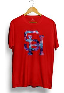 Camiseta Skill Head Sh Floral - Masculino