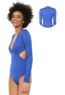 Body Mormaii Comfort Azul