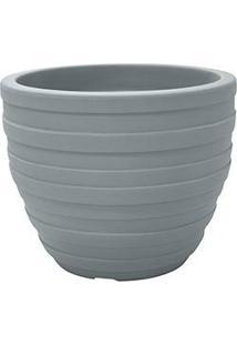 Vaso De Plástico Inca-M Cimento - Tramontina