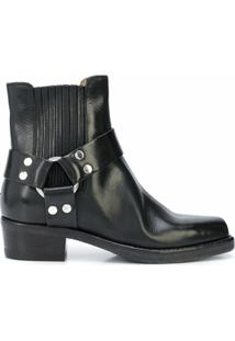 Re/Done Ankle Boot Calvary - Preto