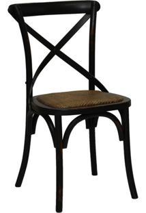Cadeira Katrina Preta