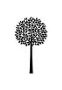 Adesivo De Parede - Árvore Redonda - 011Ar-P