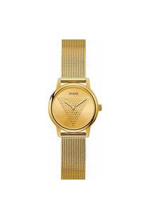 Relógio Feminino Analógico Dourado Guess – Gw0106L2 Dourado