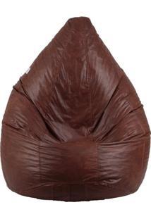 Puff Perão Pop Caramelo