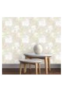 Papel De Parede Autocolante Rolo 0,58 X 3M - Floral 210129