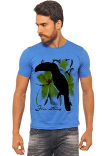 Camiseta Joss - Tucano Flor - Masculina - Masculino