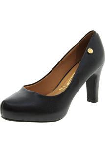 Sapato Feminino Salto Alto Preto Vizzano - 1840101