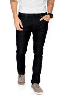Calça Jeans Quiksilver Slim Artor Azul