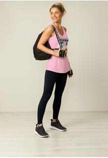 Blusa Sustentável Nadador Workout Malwee Liberta