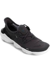 Tênis Nike Free Run 5.0 Feminino - Feminino-Preto
