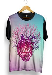 Camiseta Bsc I Love Full Print - Masculino