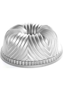 Forma Antiaderente Bavaria Ware Prata 23,5X9,5Cm - 27469