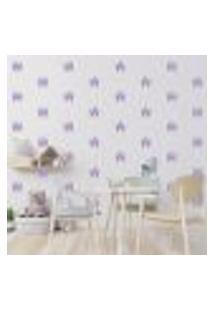 Adesivo Decorativo De Parede - Kit Com 30 Castelo - 049Kaa20