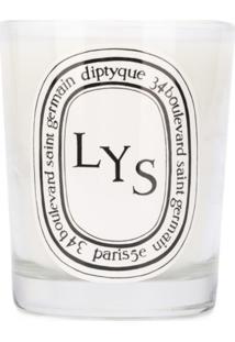 Diptyque Vela Lys - Branco