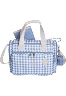 Bolsa Térmica - Anne - Sorvete - Azul - Masterbag