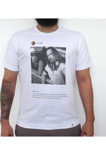 The Dude - Camiseta Clássica Masculina