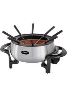 Panela Elétrica Oster Para Fondue - Ajuste De Temperatura De 200 A 400°C, Ajuste Para Cozinhar Ou Fritar E Função Manter Aquecido, Acompanha 8 Garfos
