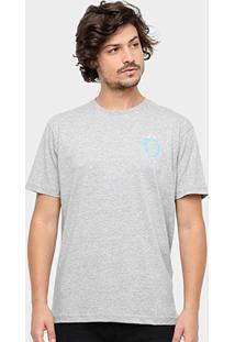 Camiseta Volcom Silk Zombie Ozzy Ii Masculina - Masculino
