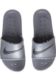 Chinelo Nike Sportswear Kawa Shower Cinza