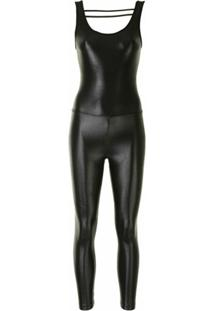 Koral Jet Performance Jumpsuit - Preto