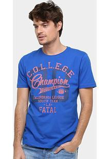 Camiseta Fatal 98 College Masculina - Masculino