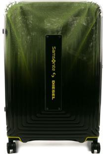 Diesel Mala Neopulse Spinner X Samsonite - Verde