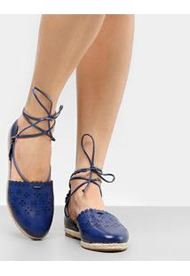 Alpargata Shoestock Laser Floral Feminina