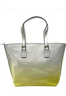 Bolsa Shopper Degradê Amarelo