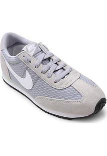 Tênis Nike Oceania Textile - Feminino-Cinza+Branco