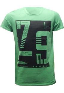 Camiseta Mormaii Bulb Comb - Masculino