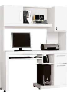 Mesa Para Computador Everest Branco