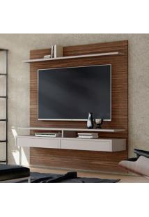 Painel Para Tv Até 65 Polegadas Smart Dakota E Gianduia 180 Cm
