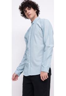 Camisa Manga Longa Lisa