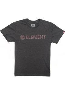 Camiseta Element Plys - Masculino
