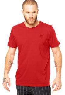 Camiseta Sommer Vermelha