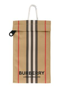 Burberry Carteira Xadrez - Neutro