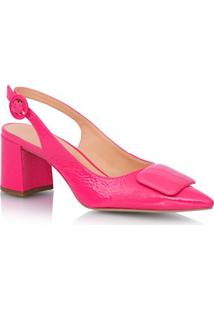 a2d8c0ffd4 Scarpin Conforto Rosa feminino