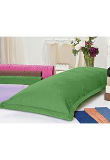Porta Travesseiro Juma Mini Xuxão Verde Oliva