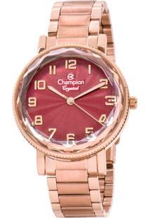 Relógio Champion Feminino Crystal Cn25596I