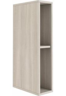 Nicho Vertical De Parede Ipnv-15 Belissima Plus Itatiaia Saara Wood