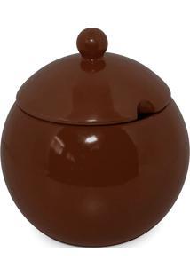 Açucareiro 300G– Mondoceram Gourmet - Chocolate