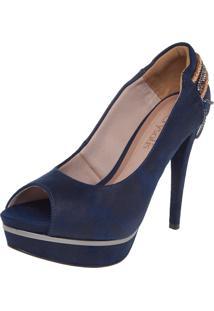 29f5f7811 Meia Pata Azul Azul Marinho feminina | Shoelover