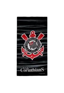 Toalha De Banho Bouton Corinthians