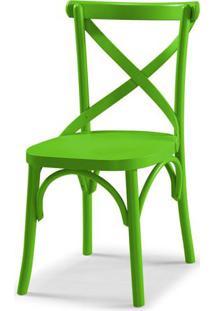 Cadeira X Cor Verde - 31334 - Sun House