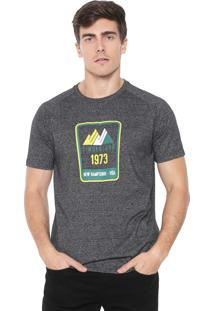 Camiseta Timberland Vintage Inspired Grafite