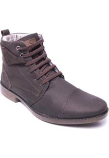 Bota Masculina Low Rider - Brown - Masculino