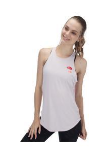 Camiseta Regata Nike Nvlt Tp Bt Icon Clash - Feminina - Rosa Claro