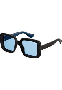 Óculos De Sol Havaianas Geriba/53 -Preto - Kanui