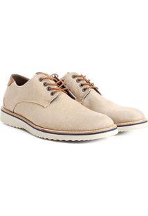 Sapato Casual Couro Reserva Tratorado - Masculino